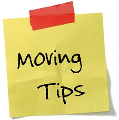 Helpful Tips for an Easy Move